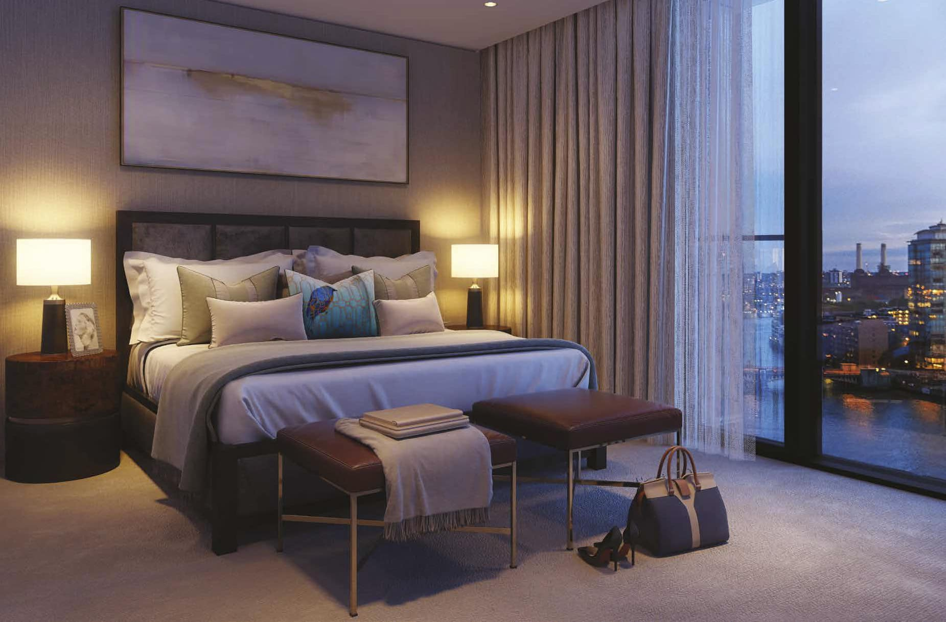 The Dumont by Keybridge in Lambeth. Premium apartments for Sale in London