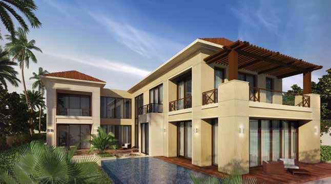 Hidd Al Saadiyat on Saadiyat Island by SDIC. Premium villas for Sale in Abu Dhabi
