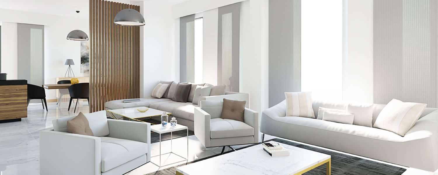 Oasis Residences at Masdar City by Reportage Properties. Premium apartments & townhouses for sale in Abu Dhabi 3 2