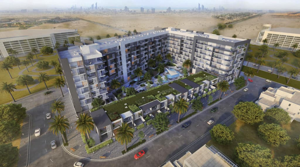 The Gate at Masdar City by Reportage Properties, Abu Dhabi. Premium apartments & townhouses for sale in Abu Dhabi