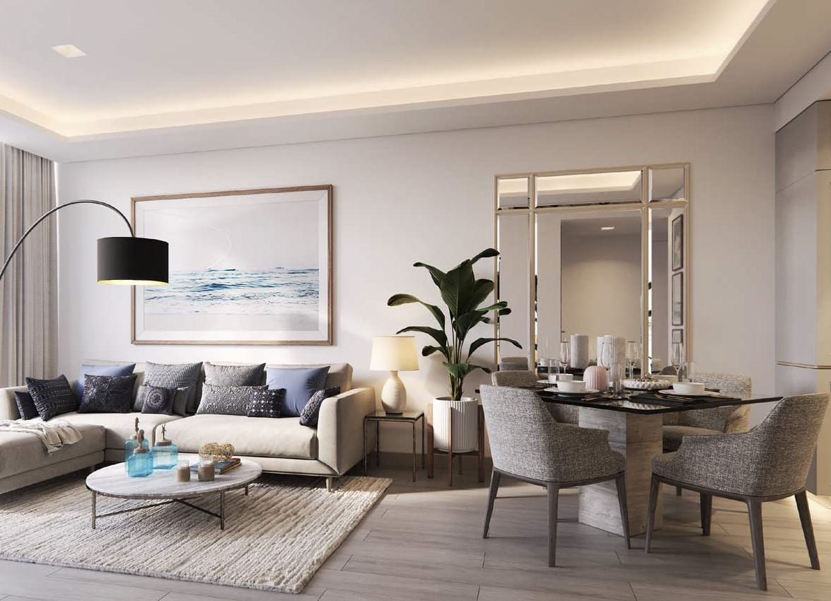 Yas Beach Residence by Siadah on Yas Island, Abu Dhabi. Premium apartments for sale in Abu Dhabi._33
