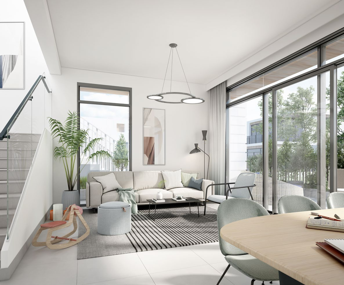 Bliss by Emaar at Arabian Ranches 3. Townhouses for Sale in Dubai 3 2