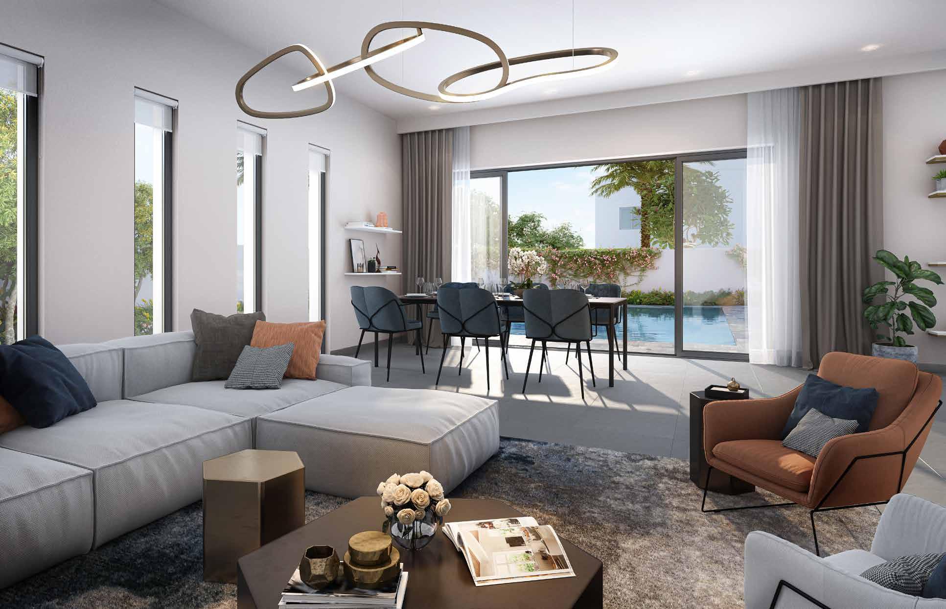 Noya Luma by Aldar on Yas Island. Premium villas for sale in Abu Dhabi 3 3