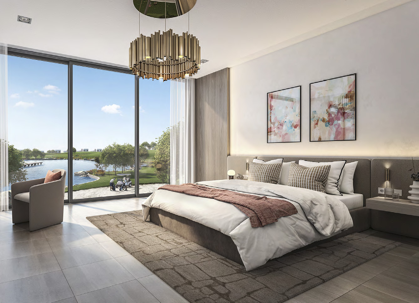 Yas Acres The Magnolias on Yas Island by Aldar. Premium townhouses and villas for sale in Abu Dhabi 3 1