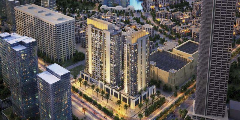Недвижимость Bellevue Towers в Downtown Dubai от Dubai Properties. Продажа премиум недвижимости в Дубае 2 1