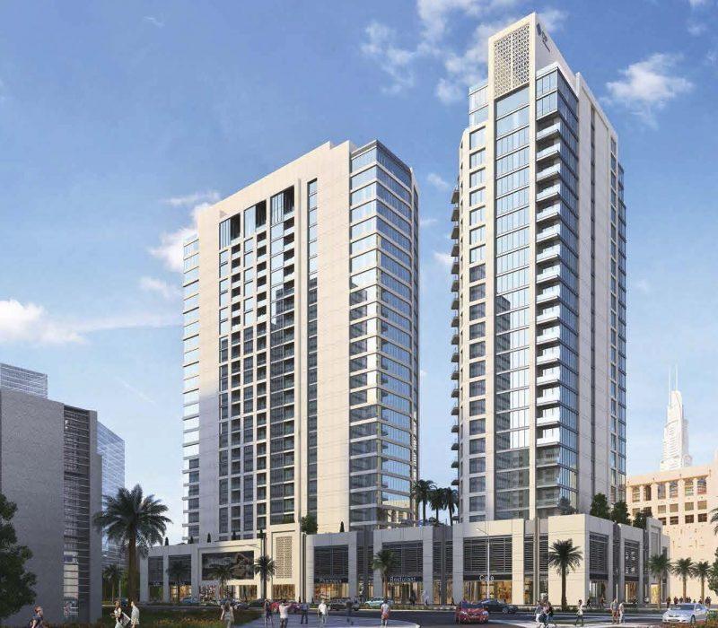 Недвижимость Bellevue Towers в Downtown Dubai от Dubai Properties. Продажа премиум недвижимости в Дубае 5 2