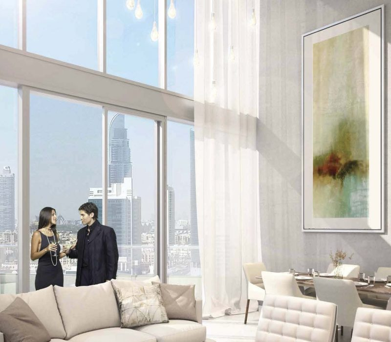 Недвижимость Bellevue Towers в Downtown Dubai от Dubai Properties. Продажа премиум недвижимости в Дубае 5 3