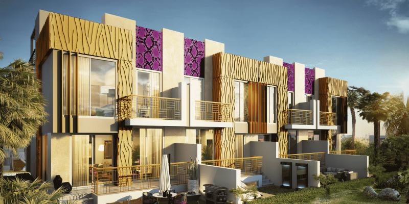 Недвижимость Just Cavalli Villas в Akoya от Damac Properties. Продажа премиум недвижимости в Дубае 2 1