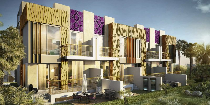 Недвижимость Just Cavalli Villas в Akoya от Damac Properties. Продажа премиум недвижимости в Дубае 3 1