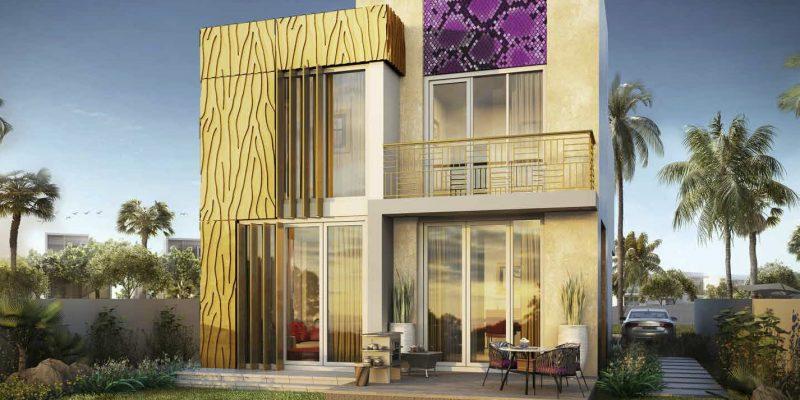 Недвижимость Just Cavalli Villas в Akoya от Damac Properties. Продажа премиум недвижимости в Дубае 3 3