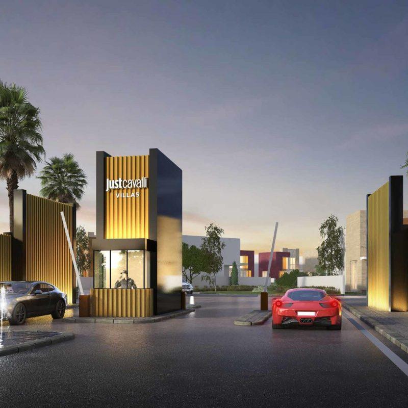 Недвижимость Just Cavalli Villas в Akoya от Damac Properties. Продажа премиум недвижимости в Дубае 5 1