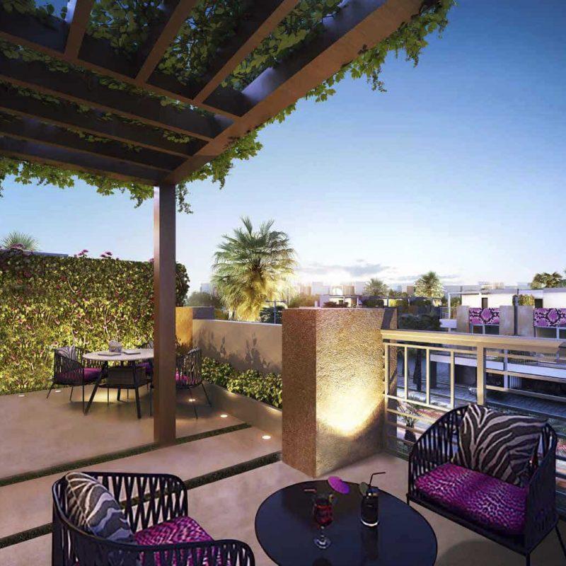 Недвижимость Just Cavalli Villas в Akoya от Damac Properties. Продажа премиум недвижимости в Дубае 5 2