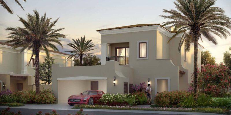 Недвижимость La Quinta в Villanova от Dubai Properties. Продажа премиум недвижимости в Дубае