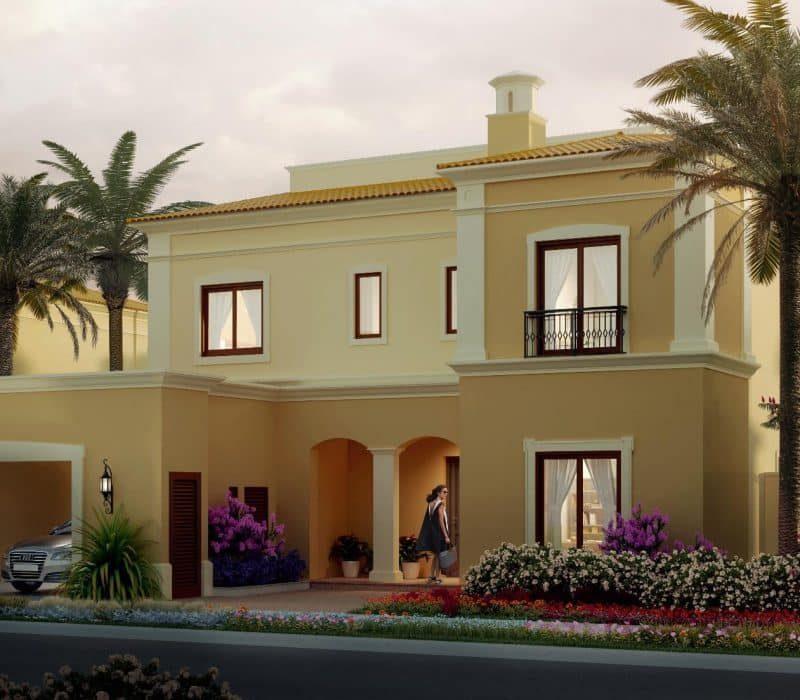 Недвижимость La Quinta в Villanova от Dubai Properties. Продажа премиум недвижимости в Дубае 5 1