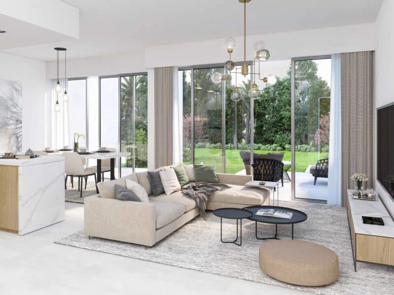 Недвижимость La Rosa в Villanova от Dubai Holding. Продажа премиум недвижимости в Дубае 3 3