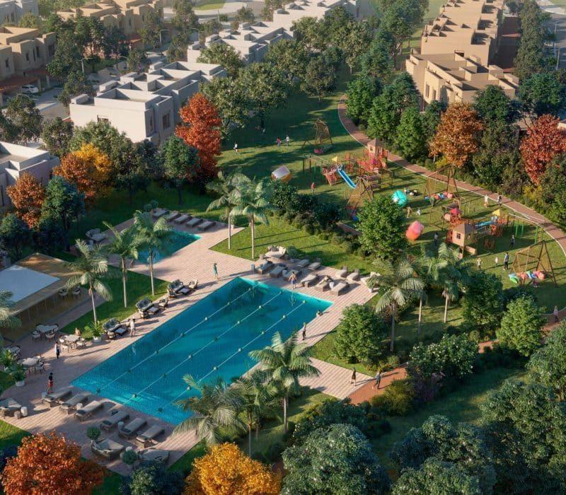 Недвижимость La Rosa в Villanova от Dubai Holding. Продажа премиум недвижимости в Дубае 5 2
