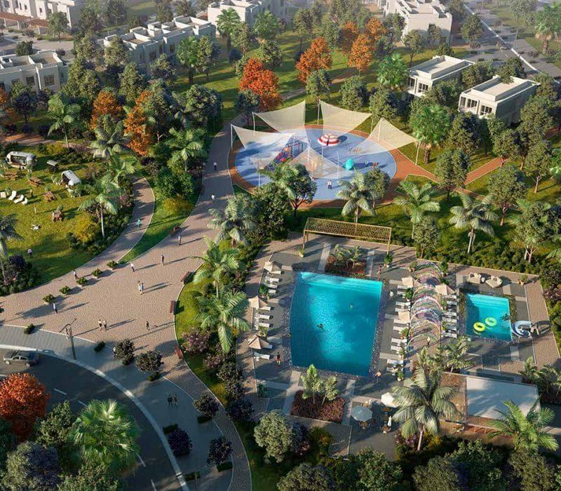 Недвижимость La Rosa в Villanova от Dubai Holding. Продажа премиум недвижимости в Дубае 5 4