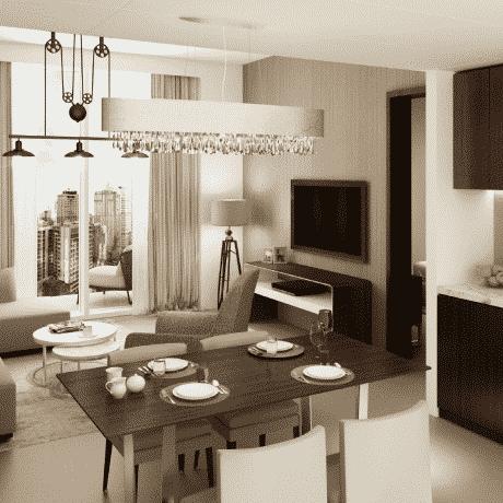 Недвижимость REVA в Business Bay от Damac Properties. Продажа премиум недвижимости в Дубае 3 1