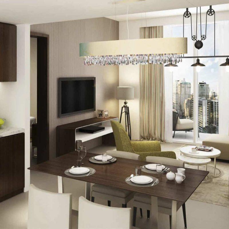 Недвижимость REVA в Business Bay от Damac Properties. Продажа премиум недвижимости в Дубае