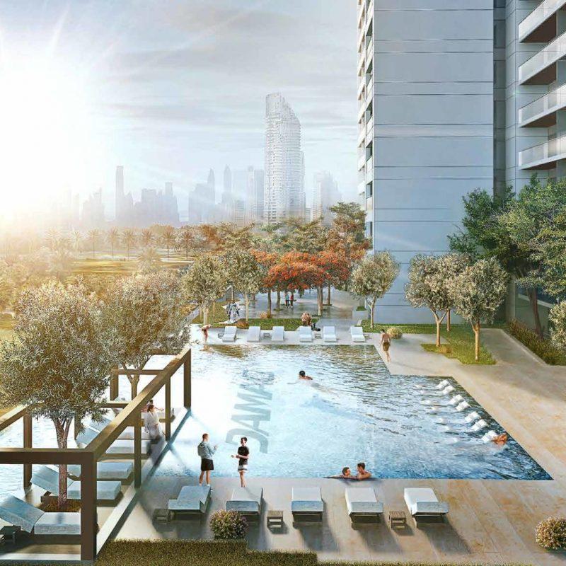 Недвижимость REVA в Business Bay от Damac Properties. Продажа премиум недвижимости в Дубае 5 5