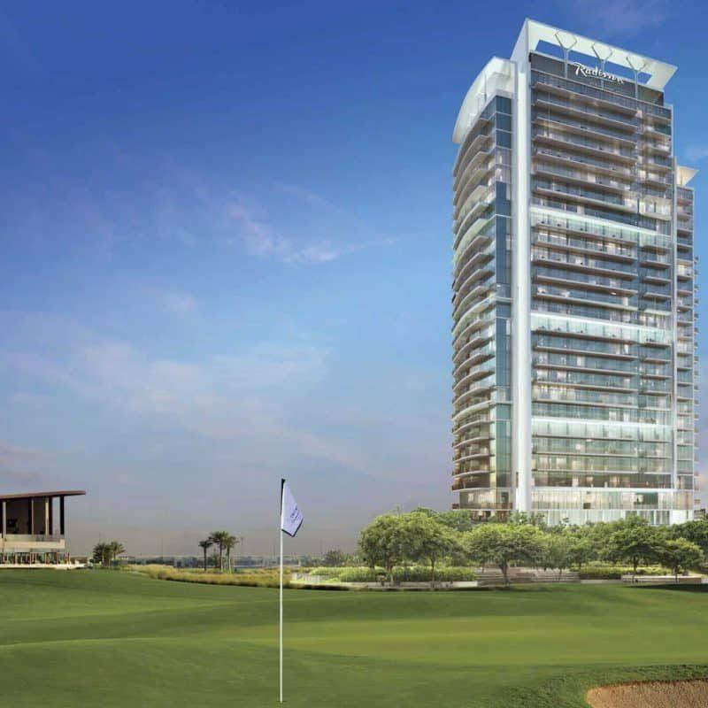 Отель-Radisson-в-Damac-Hills-от-Damac-Properties.-Продажа-премиум-недвижимости-в-Дубае 5 4 1