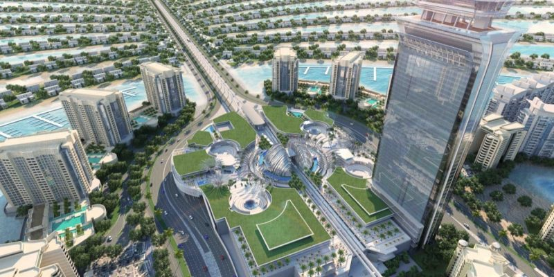 Palm Tower by Nakheel. Luxury Apartmenst for Sale on Palm Jumeirah