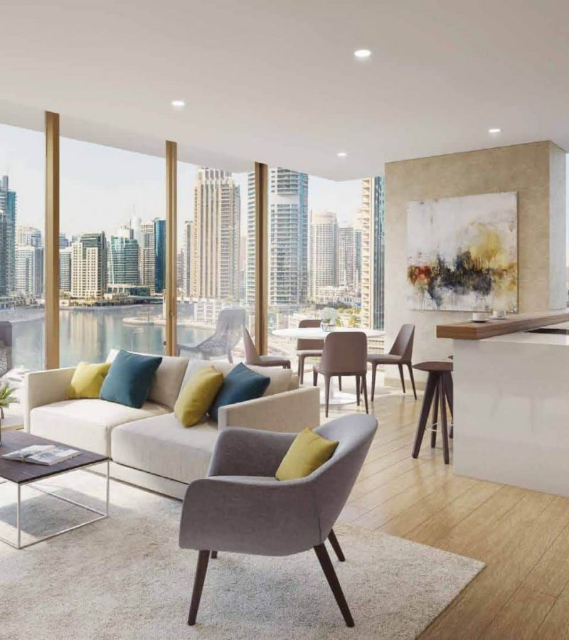The Residences at Marina Gate by Select Group