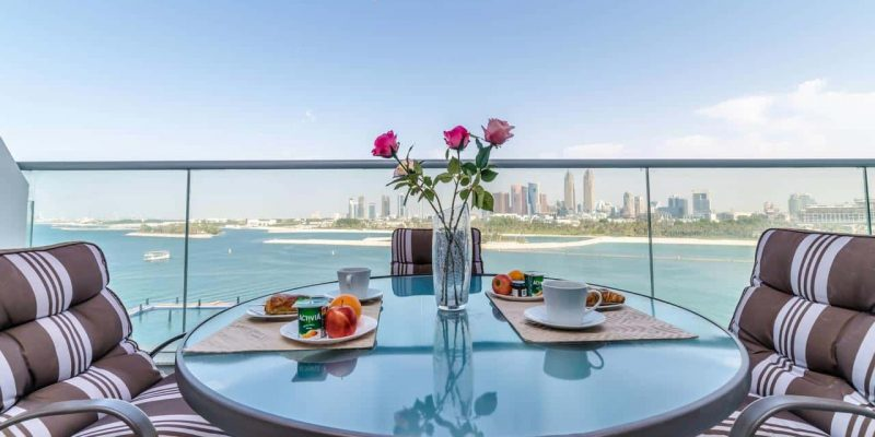 Azure Residences by Nakheel in Palm Jumeirah