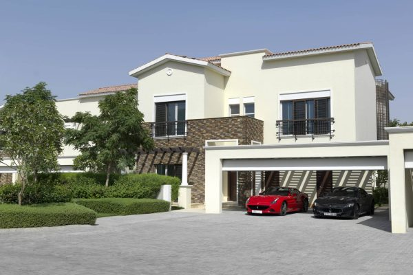 Villas by Meydan Sobha in MBR City District One for Sale in Dubai.