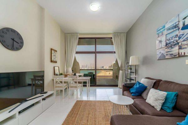 Club Vista Mare by Nakheel in Palm Jumeirah, Dubai.