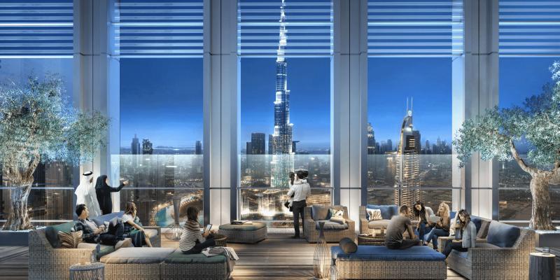 Burj Royale by EMAAR in Downtown Dubai
