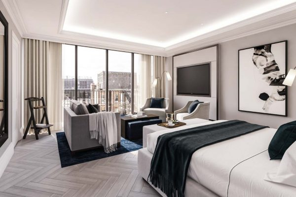 35 Old Queen Street at Westminster, London. Luxury apartments for Sale in London_33