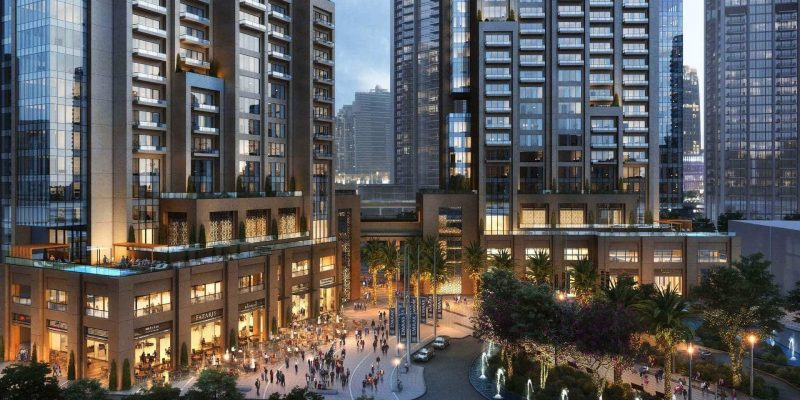 Forte by EMAAR at The Opera District