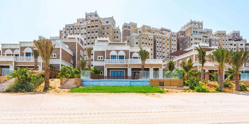 Kingdom of Sheba by IFA in Palm Jumeirah, Dubai.