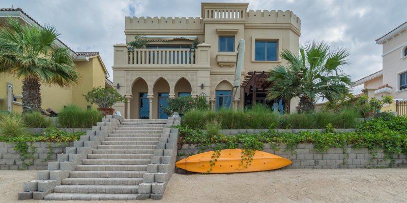 Garden Homes by Nakheel in Palm Jumeirah, Dubai.