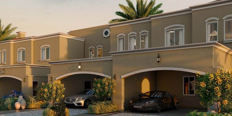 Casa Dora by Dubai Properties in Serena District for Sale in Dubai.