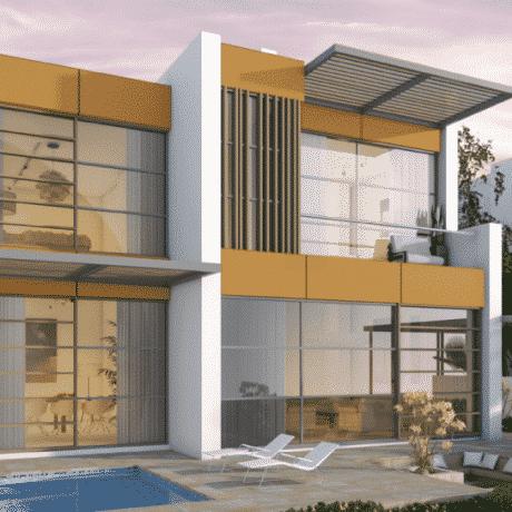 Adria Villas от DAMAC