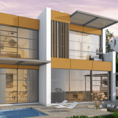 Adria Villas by Damac at Akoya. Luxury apartments for Sale in Dubai v3