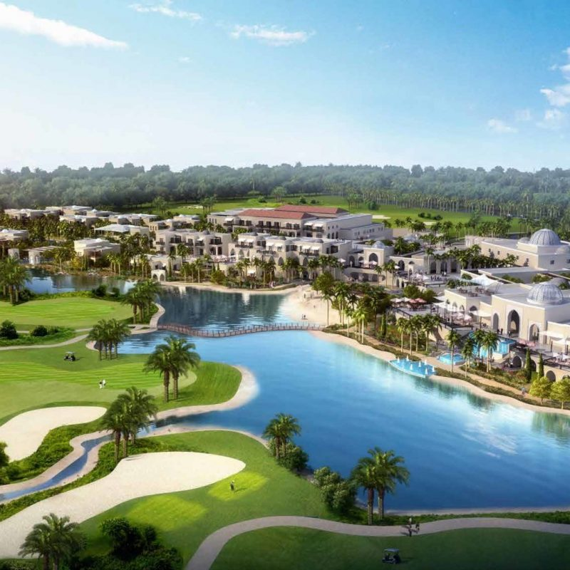Adria apartments by Damac at Akoya. Luxury apartments for Sale in Dubai 11