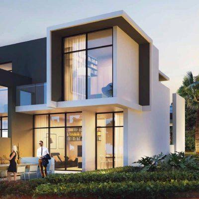 Aknan Villas в Akoya от Damac Properties. Продажа недвижимости премиум-класса в Дубае 5 4
