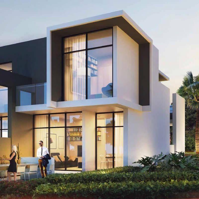 Aknan Villas в Akoya от Damac Properties. Продажа недвижимости премиум-класса в Дубае