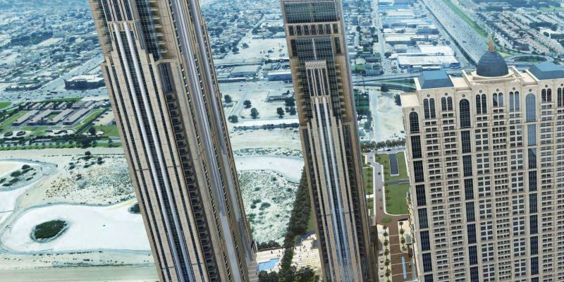 Al Habtoor City by Al Habtoor Group in Business Bay. Luxury apartments for Sale in Dubai 2 1