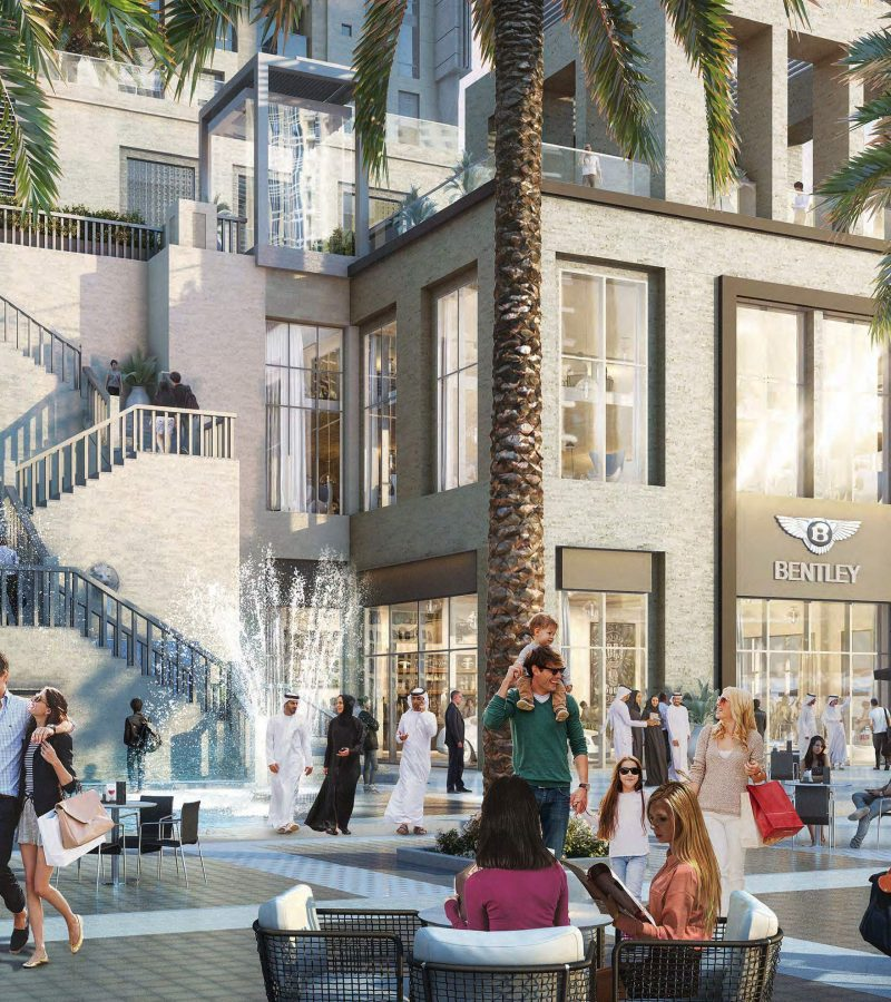Al Habtoor City by Al Habtoor Group in Business Bay. Luxury apartments for Sale in Dubai 5 3