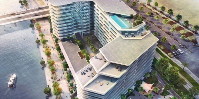Al Hadeel by ALDAR in Al Bandar. Premium apartments for Sale in Abu Dhabi