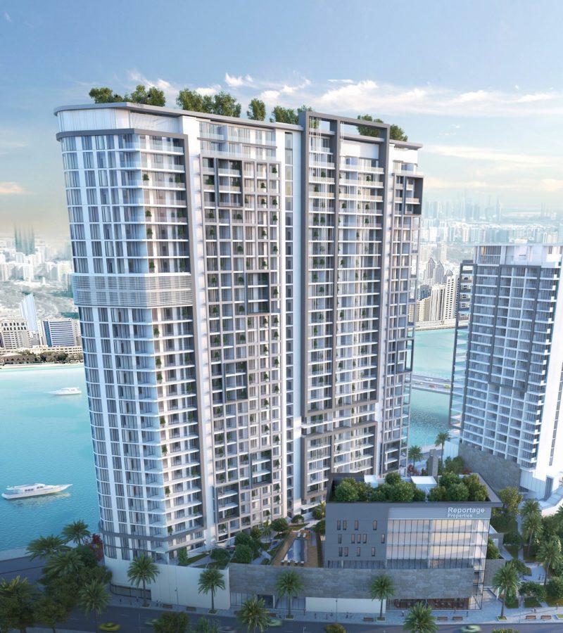 Al Maryah Vista 2 by Reportage Properties on Al Maryah Island 55