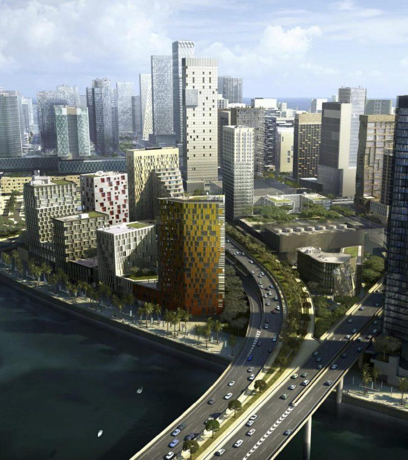 Al Maryah Vista on Al Maryah Island by Webridge Properties. Premium apartments and penthouses for sale in Abu Dhabi 5 3