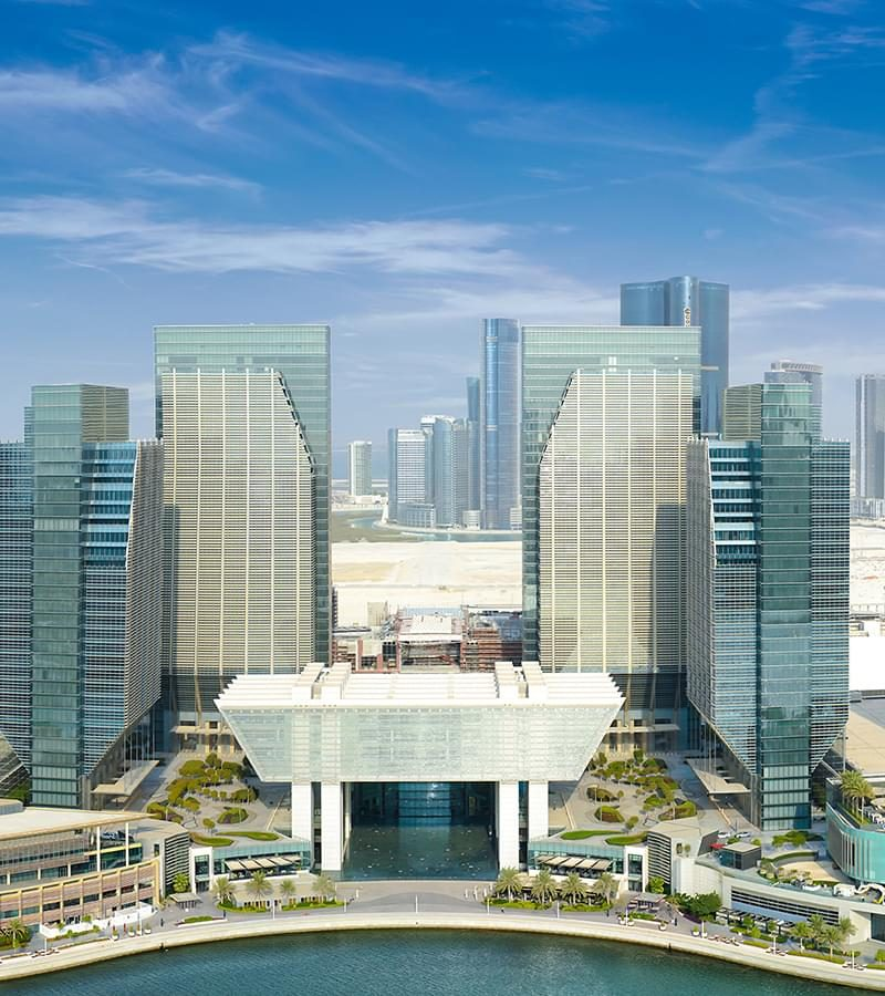 Al Maryah Vista on Al Maryah Island by Webridge Properties. Premium apartments and penthouses for sale in Abu Dhabi 5 7
