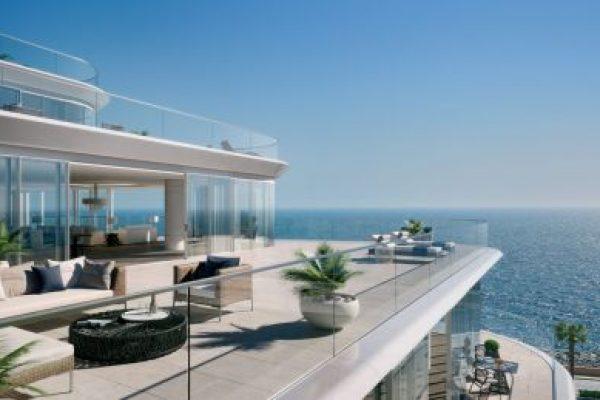 W Residences by Al Sharq Investment in Palm Jumeirah, Dubai.