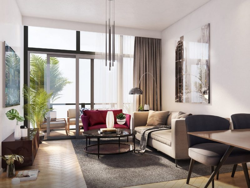 Alexis Tower by Reportage Properties