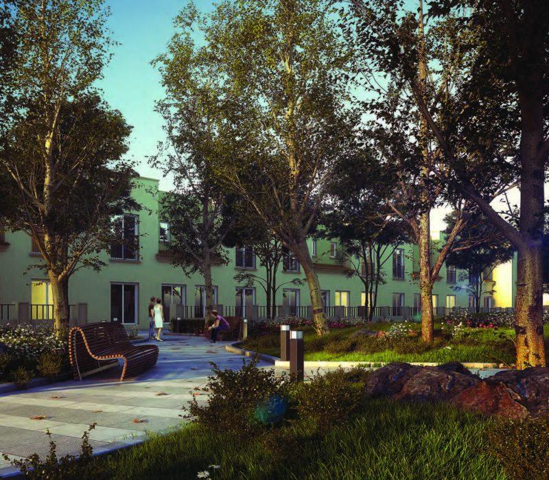 Amaranta by DP in Villanova - Dubailand. Luxury apartments for sale in Dubai